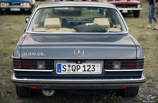 Mercedes 230 CE C123