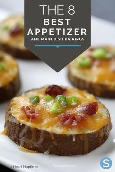 Not sure what to make for dinner or your next meal? Here are 8 tasty appetizer and dinner recipe pairings. Perfect for a fancy night at home or party. http://simplemost.com/8-best-appetizer-main-dish-pairings/?utm_campaign=social-account&utm_source=pinterest.com&utm_medium=organic&utm_content=pin-description