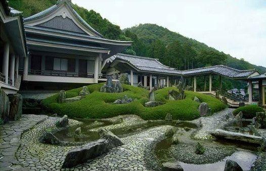 Japanese garden. Photographer: Małgorzata Wołodźko    Piękno i harmonia. Ogrody japońskie w fotografii Małgorzaty Wołodźko