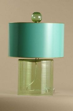 Fabulous Glass Table Lamp