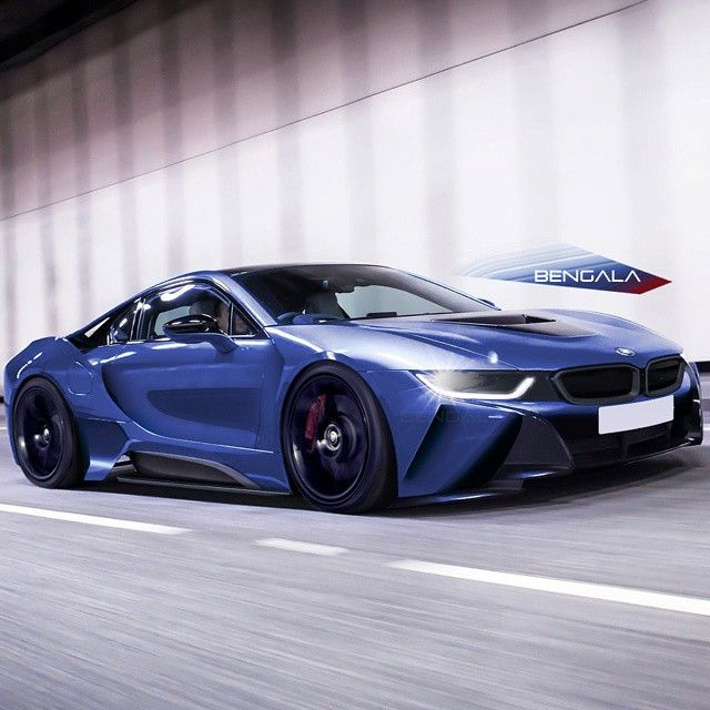 Widebody Bmw I8 Follow Bimmer Motorsports Follow