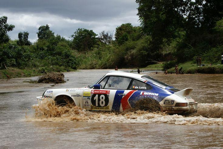 Das Offroad Forum: Porsche 911 Rallye & Safari