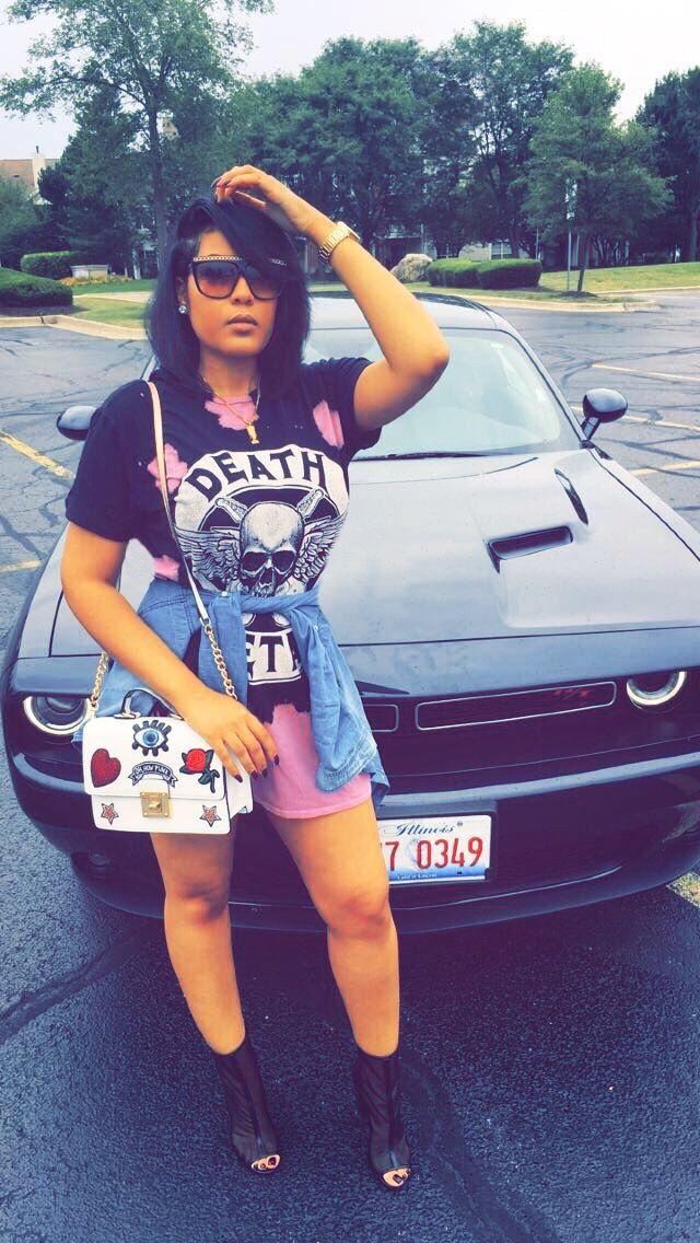 Dope Fashion Girl Gang Black Queen IG: Tellybad #africafashion,