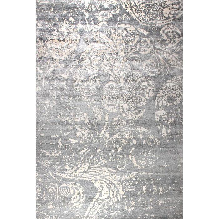 Бело-серый ковер Суматра Sumatra Anthracite #carpet #rug #interior #designer #ковер #дизайн