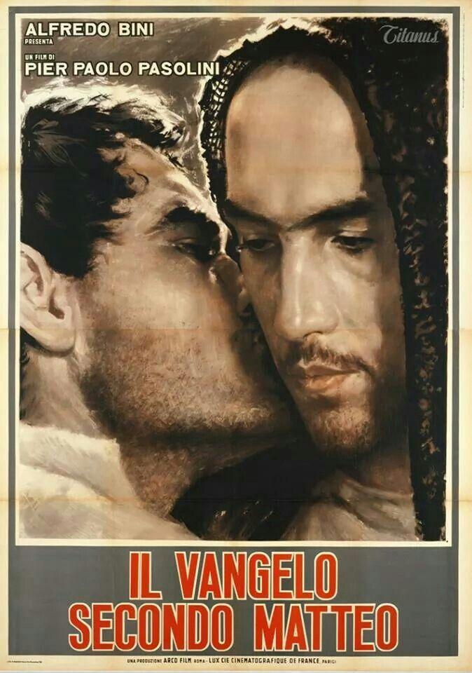 El evangelio según San Mateo (Il vangelo secondo Matteo, 1964, Pier Paolo…