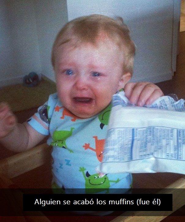 niños lloran lol 7