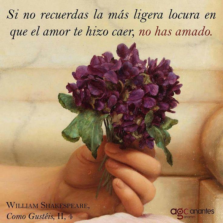 W. Shakespeare *