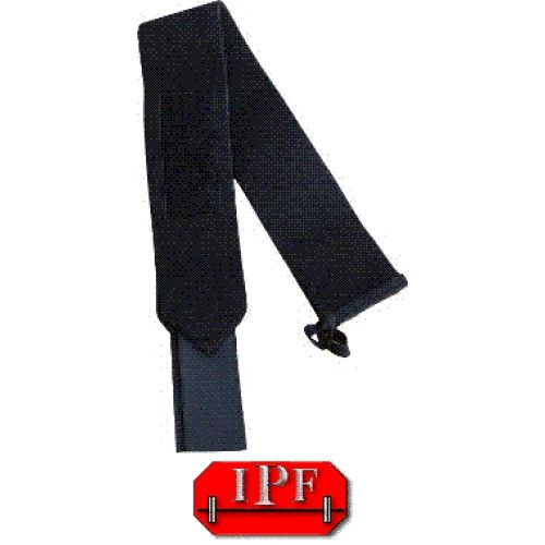 """Metal Black Wrist Wraps. IPF approved. Available in 24"""" and 32"""" #powerlifting #wristwraps #ipf #cpu #crossfit"""