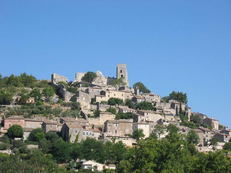 lacoste village et chateau