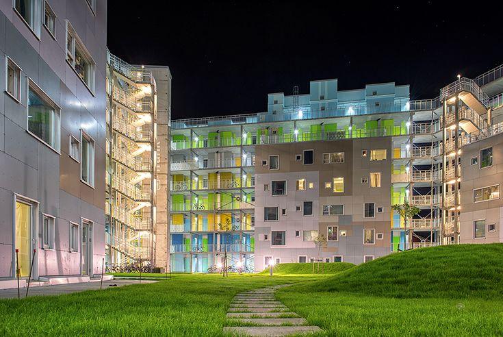 Gallery of Grønneviksøren Student Apartments / 3RW Arkitekter - 8