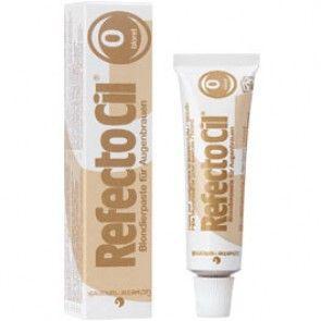 RefectoCil wimper- en wenkbrauwverf blond (nr. 0)