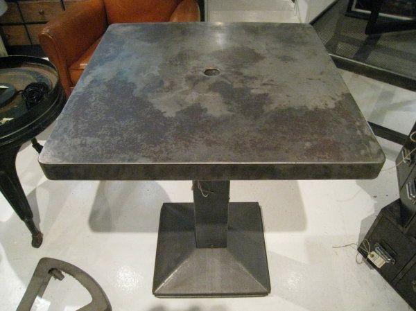 Envy august havebord   grøn marmor. unikt havebord med grøn ...