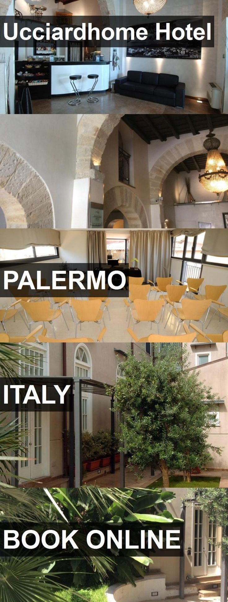Hotel Ucciardhome Hotel in Palermo, Italy. For more information, photos, reviews and best prices please follow the link. #Italy #Palermo #UcciardhomeHotel #hotel #travel #vacation
