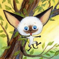 A Siamese Cat that thinks it's a Chihuahua ... hilarious kid's book!!Skippyjon Jones Book Review | Mudpies & Melodies
