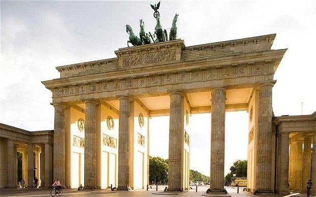 A history of the Brandenburg Gate