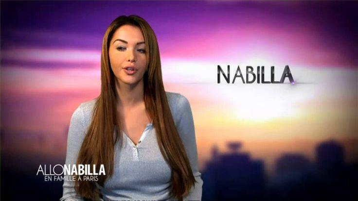 Allo Nabilla - En famille à Paris : Episode 12