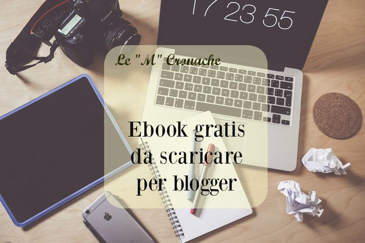 5 Ebook gratis per blogger