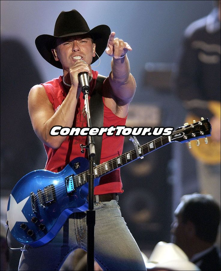Kenny Chesney in Concert!