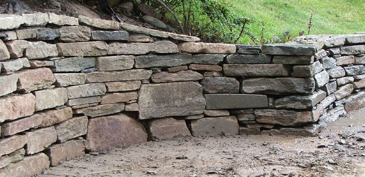 Stone Inspired - Dry Stone Walling - Garden Design and Landscaping - projects