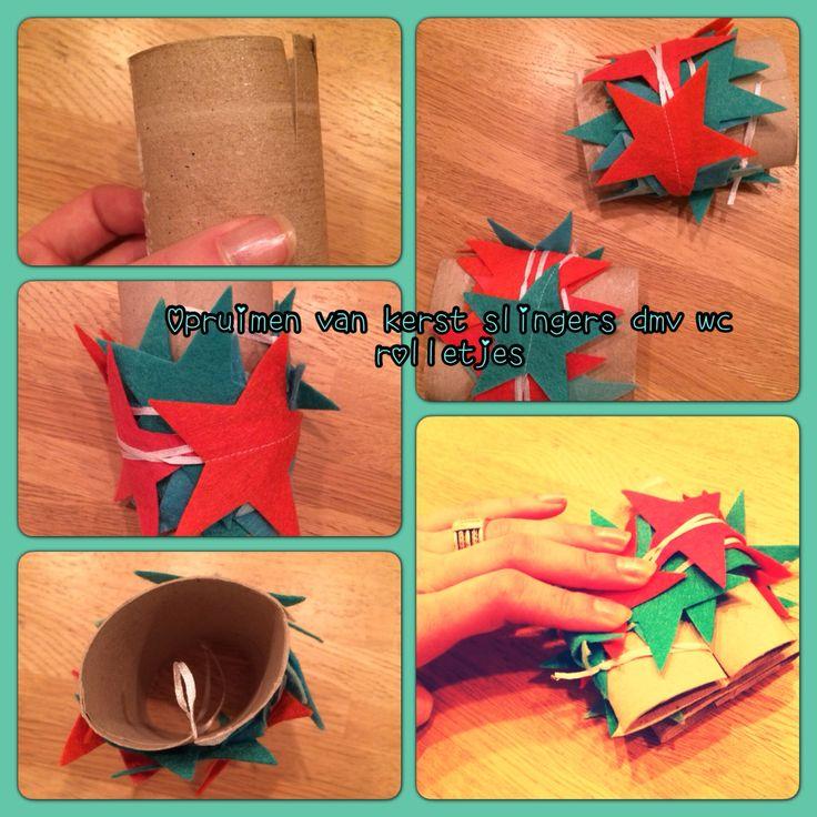 Tip van Rianne voor het opbergen van de kerstversiering