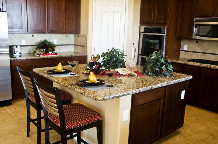90 Best Cherry Color Kitchens Images On Pinterest Cherry