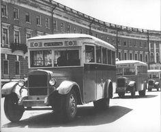 四国交通時代の路線バス