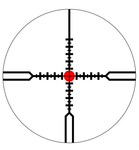 Schmidt Bender PM II 1-8x24 Short Dot CC CQB CCW Scope for sale! - EuroOptic.com