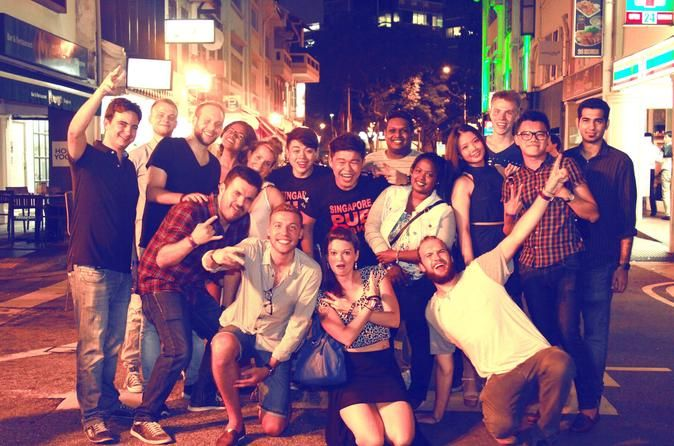 Singapore Pub Crawl - TripAdvisor