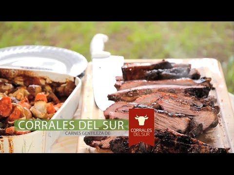 Tapapecho al Horno - Recetas del Sur & Primitivos - YouTube