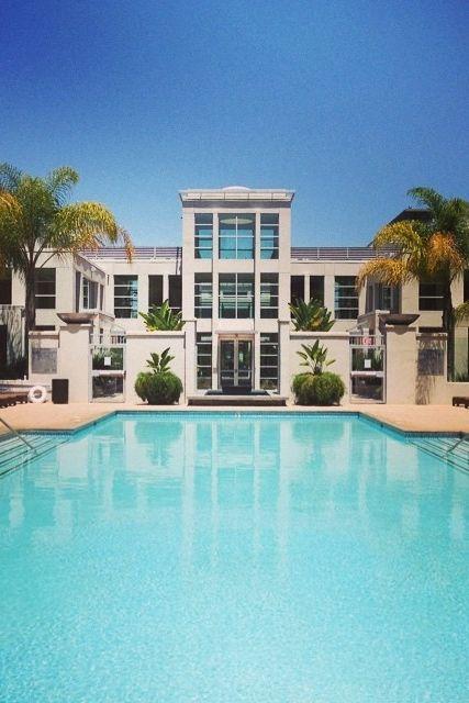 When your second home looks like this. Photo courtesy of Nikki Rae at HYATT house Santa Clara.