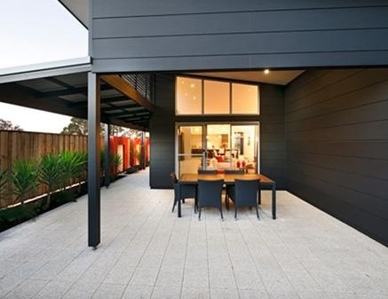 Scyon Stria Profile, Strong Recessed Shadowlines. Pinned By Secret Design  Studio, Melbourne.