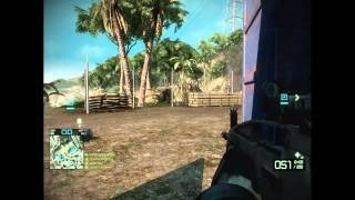 Playing with medic - XMB machine gun as defender online (multiplayer)