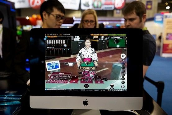 Wall Street Journal reports on the American Gaming Association (AGA) giving up on its charge to legalize online gambling.