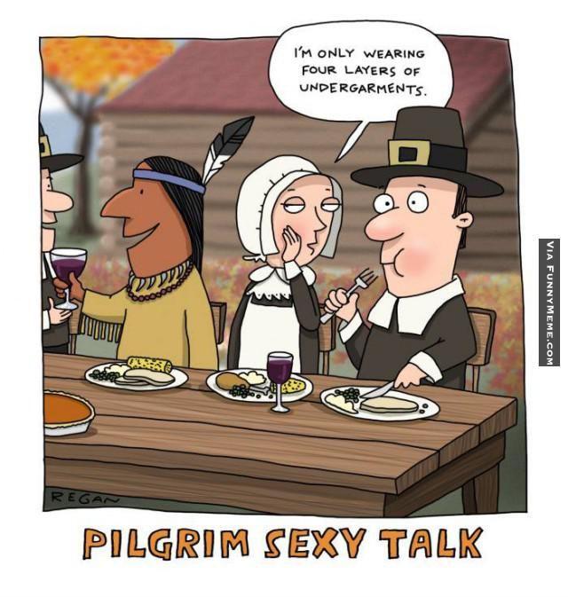 Thanksgiving meme haha