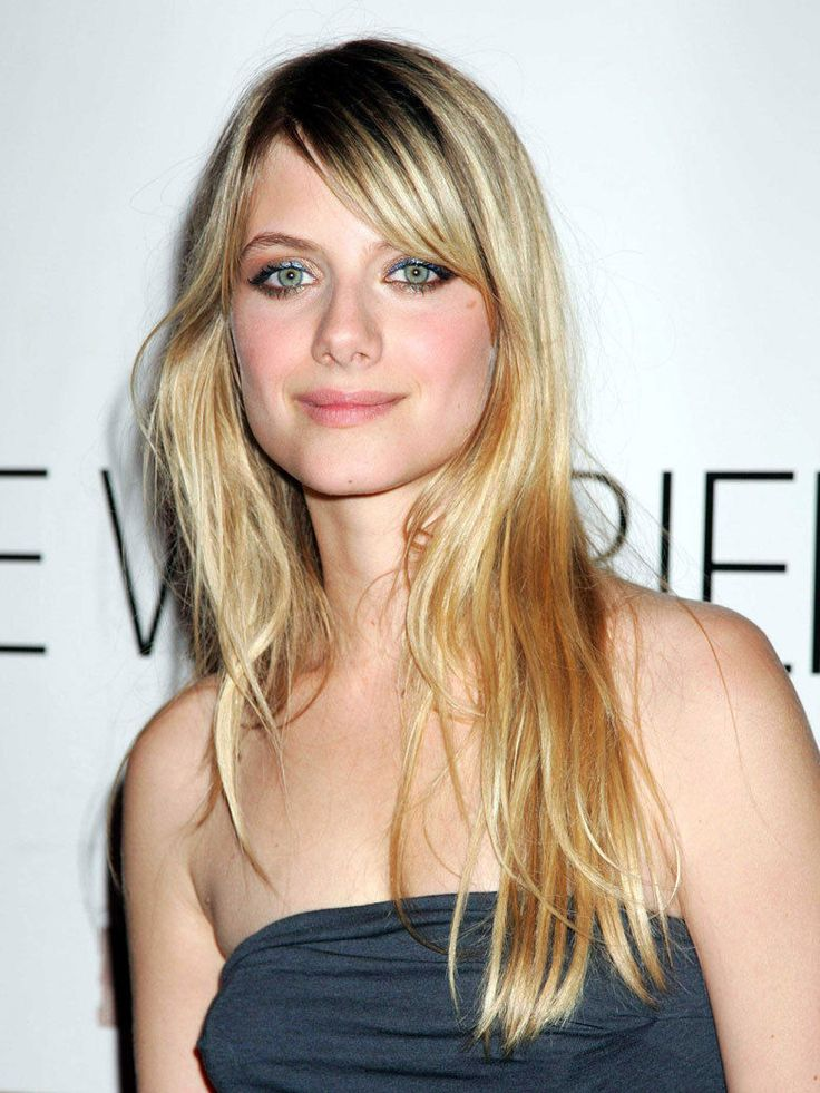 Mélanie Laurent bangs