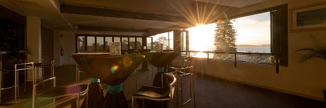 #sunset #balconyfunctioncentre #view #bartables #cocktail #wedding #weddingreception