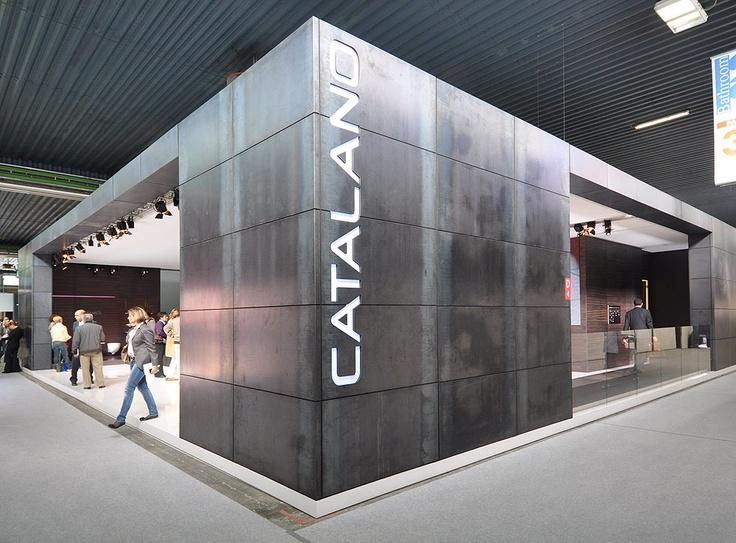 Stand Catalano al Cersaie 2010.  design http://www.studiomartino5.it/