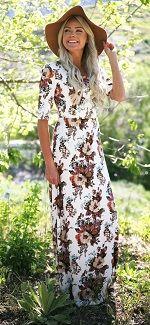 Michelle Maxi Dress