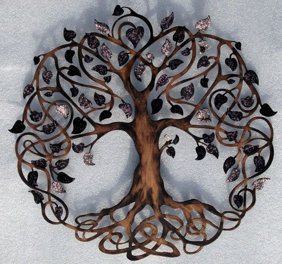 Graduation Gift Tree of Life Infinity Tree by HumdingerDesignsEtsy