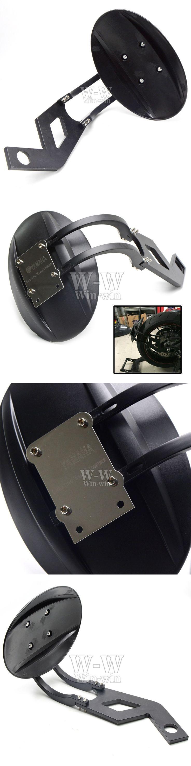 Motorcycle cnc mudguard fender motorbike rear fender for yamaha MT-09 mt 09 mt09 FZ-09 FJ-09 MT FZ FJ 09 2013 2014 2015 2016