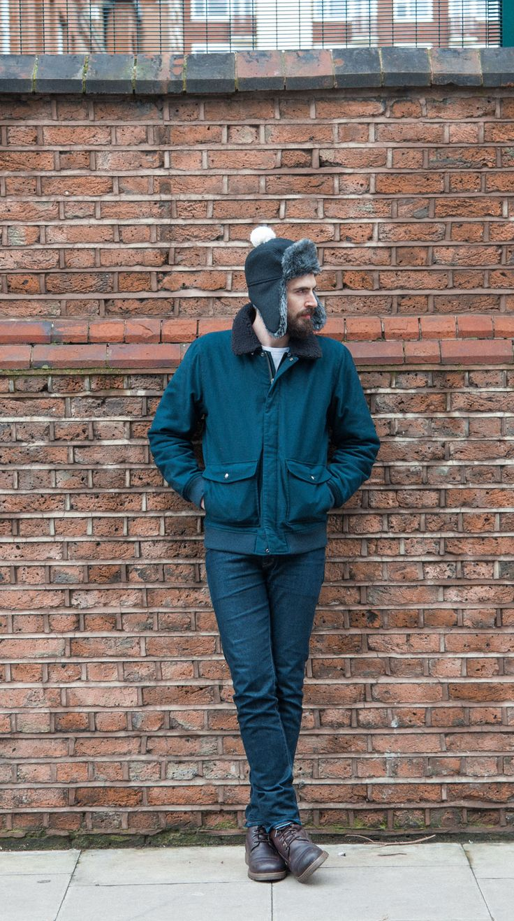 Sobei hat photographed by Jenni Salonen in London for COSTO