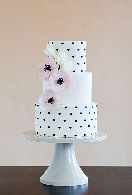 Os 25 bolos de casamento mais lindos para te ajudar a escolher!                                                                                                                                                      Mais