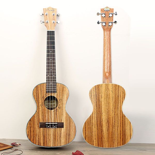 Kasch #Ukulele MUH-508 26 Inch #Rosewood #Guitar with Bag
