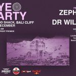🎉 NEW YEARS EVE PARTY! 🎉 8pm until 3am ➕ Live Music from Zephyr and DJ