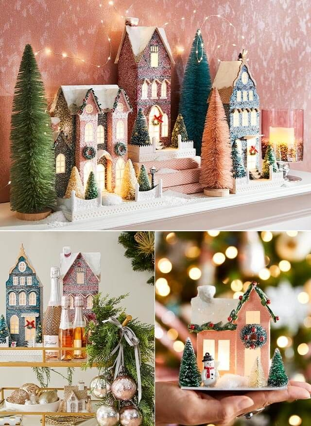 Pier One Christmas 2020 Holiday Villages | Pier 1 Imports in 2020 | Christmas entertaining