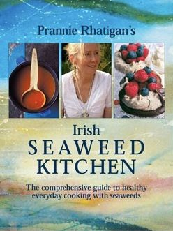 This is an amazing recipe book which goes far beyond just distributing recipes! It gives personal accounts of experiences with seaweed, gathering it on the shore and using it in the kitchen for example. And it is an educational tool with regards to the properties of seaweed. Fantastic!