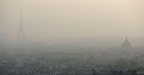 Pollution de l'air : Paris à la traîne dans un classement des villes européennes