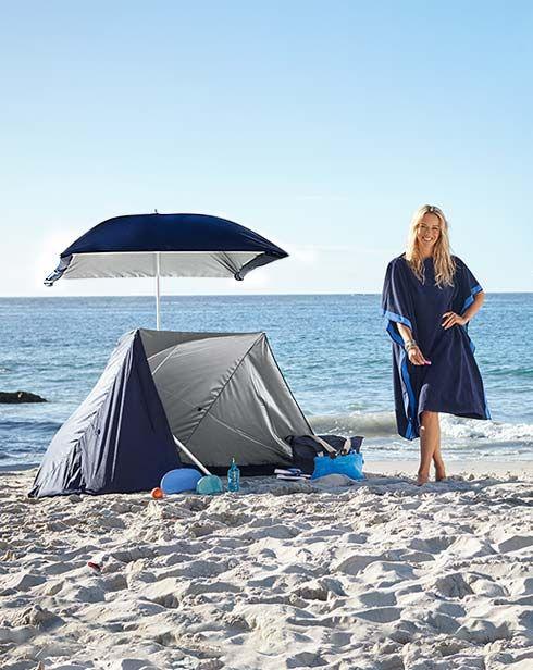 Cestovní vybavení a móda k vodě na dovolenou – v Tchibo