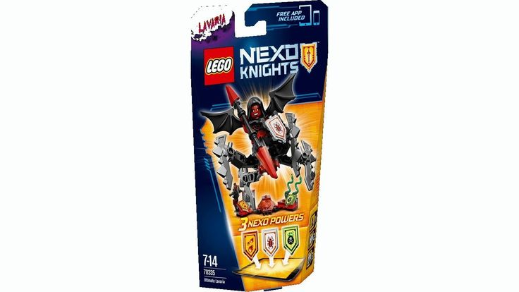 LEGO Nexo Knights 70335: ULTIMATE Lavaria Mixed: Amazon.co.uk: Toys & Games
