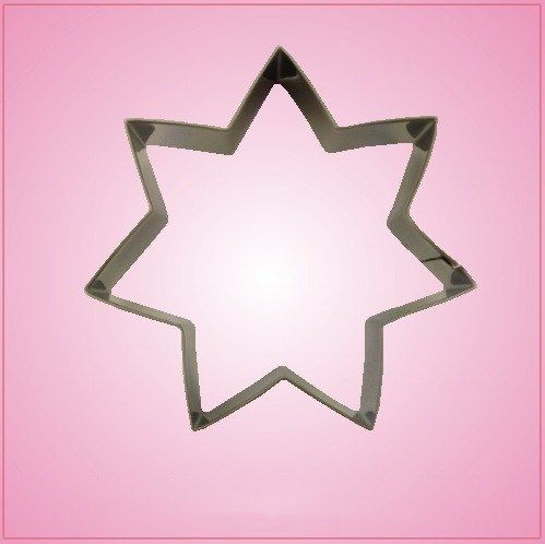 7 Pointed Star Cookie Cutter